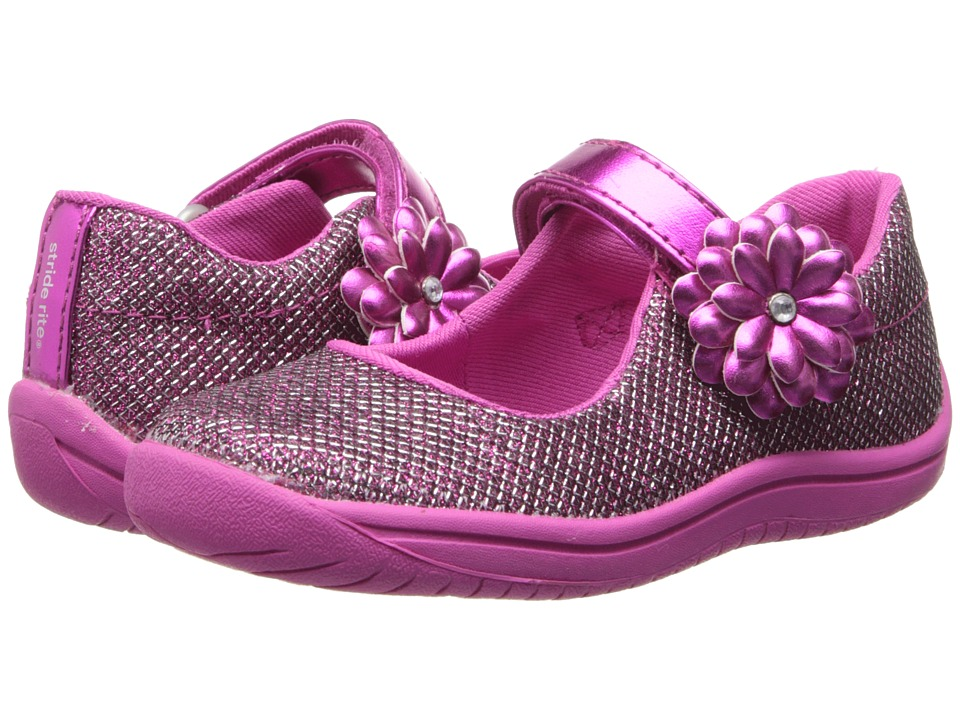 Stride Rite - Haylie (Toddler/Little Kid) (Pink) Girl's Shoes