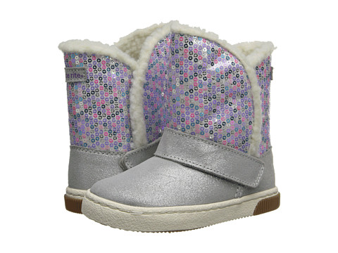 Stride Rite - Dixie (Toddler) (Silver) Girl