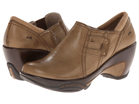 J-41 - Stockton (Mocha) Women's Wedge Shoes