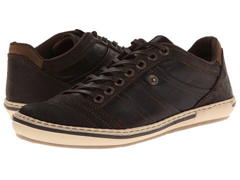 Dune London - Scribble (Dark Brown) Men's Lace up casual Shoes