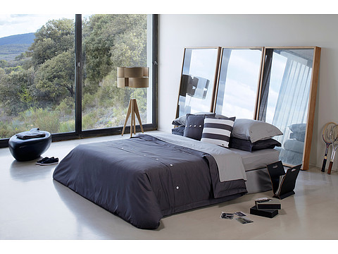 upc 734737300477 - lacoste brushed twill solid full/queen duvet