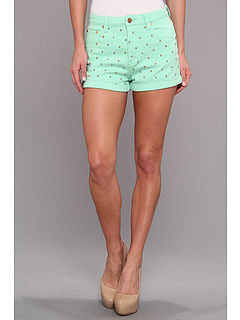 SALE! $37.99 - Save $51 on MINKPINK Cheeky Stud Waisted Shorts (Multi) Apparel - 57.31% OFF $89.00