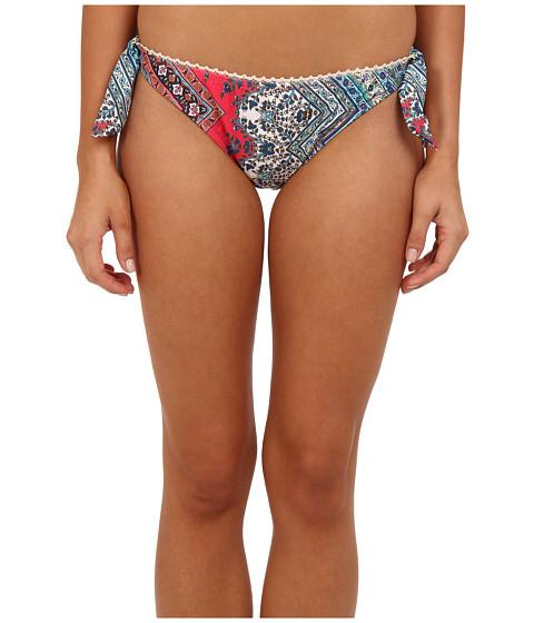 Lucky Brand - Francesca Mock Tie (Multi) Women's Swimwear