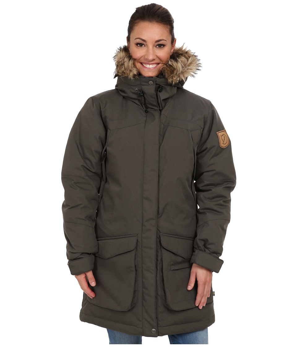 Fj llr ven - Kyla Parka (Mountain Grey) Women