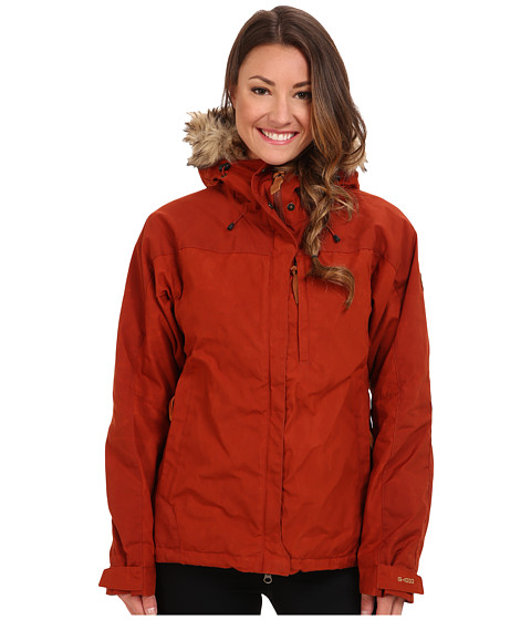 Fj llr ven - Singi Loft Jacket (Autumn Leaf) Women's Coat