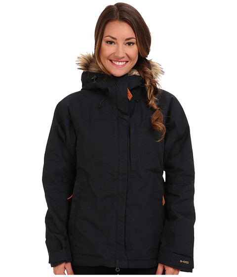 Fj llr ven - Singi Loft Jacket (Dark Navy) Women's Coat