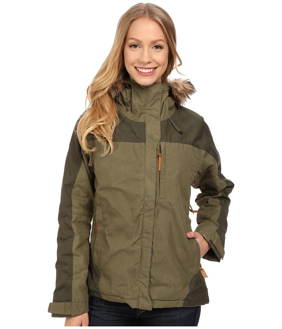 Fj llr ven - Singi Loft Jacket (Green) Women's Coat
