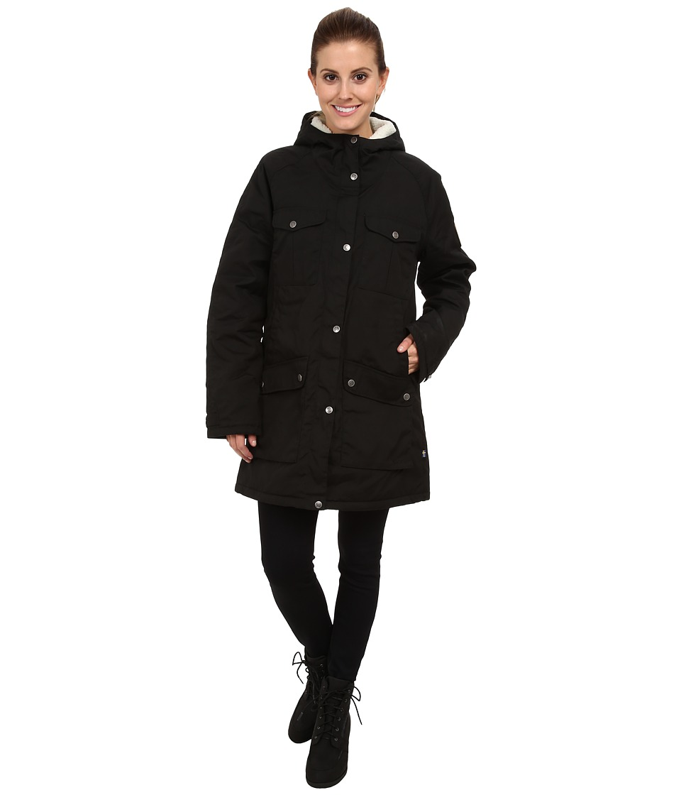 Fjallraven - Greenland Winter (Black) Women's Clothing