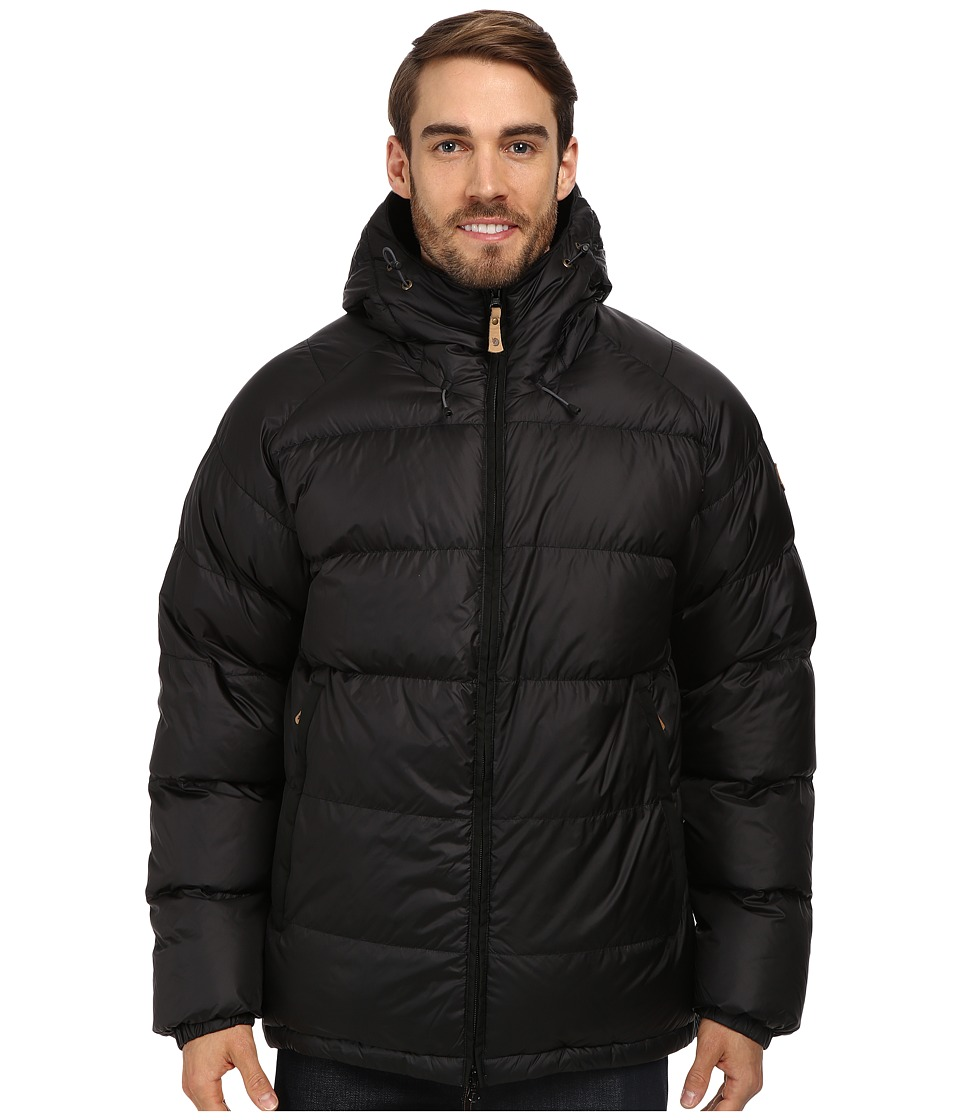 Fjallraven - Keb Down (Black/Black) Men's Coat