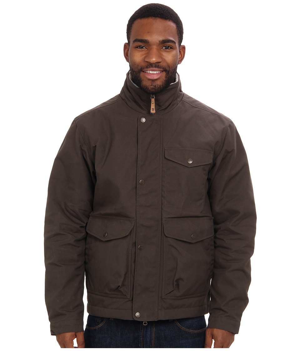 Fj llr ven - Ovik Winter Jacket (Mountain Grey) Men's Coat