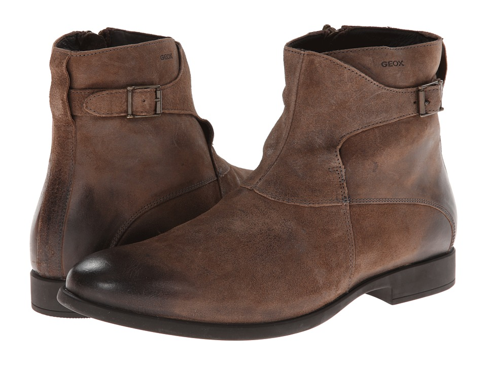Geox - U Journey 18 (Chestnut) Men's Boots