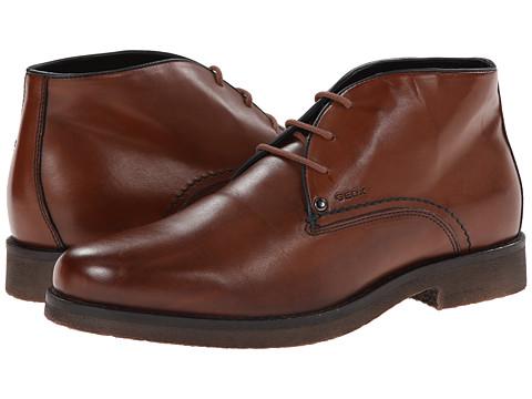 Geox - Uomo Claudio 15 (Cognac) Men's Boots