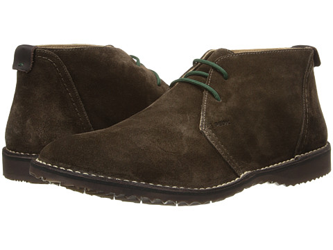 Geox - U Zal 1 (Chestnut) Men's Lace-up Boots