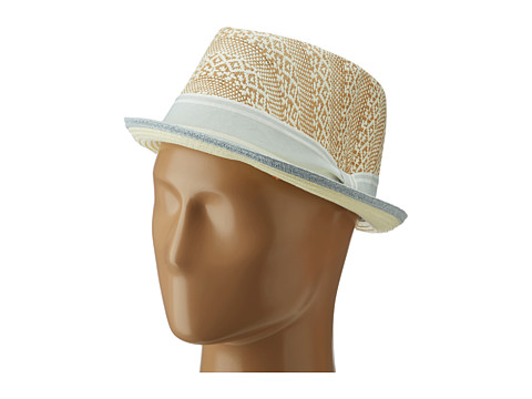 Grace Hats - Ray Hat Woven (Ivy) Fedora Hats