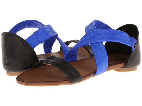 Miz Mooz - Dash (Black/Royal) Women