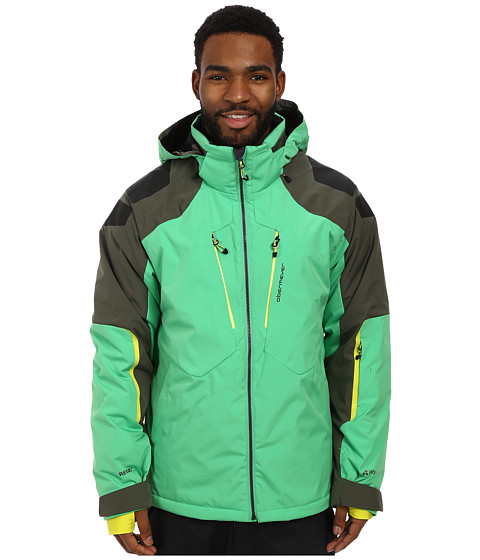 Obermeyer - Endurance Jacket (Hemlock) Men's Jacket