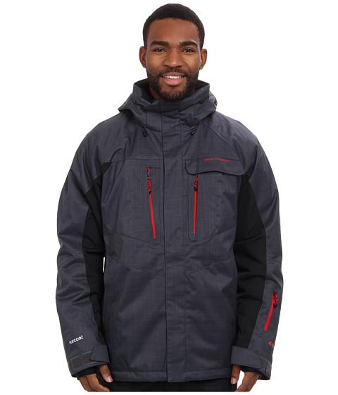 Obermeyer - Impact Jacket (Ebony) Men