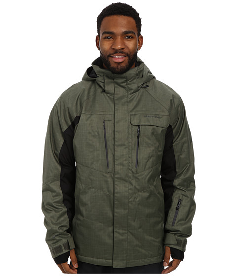 Obermeyer - Impact Jacket (Stone Green) Men's Coat