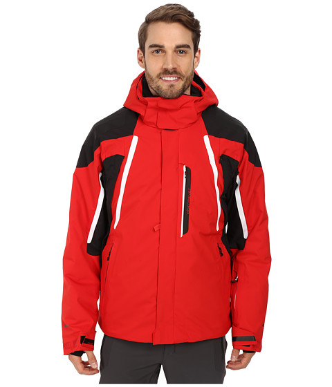 Obermeyer - Charger Jacket (True Red) Men's Coat
