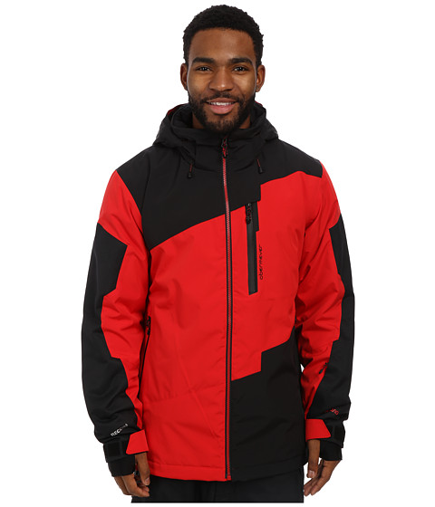 Obermeyer - Balance Jacket (True Red) Men