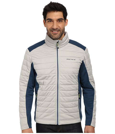 Obermeyer - Atlas Insulator Jacket (Phantom) Men's Coat