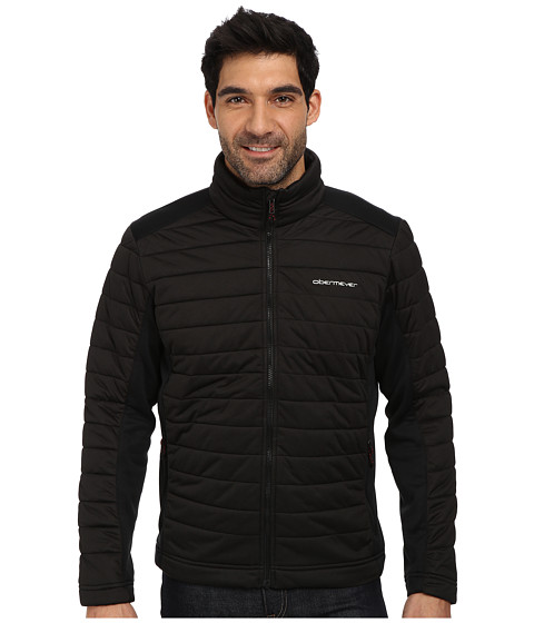 Obermeyer - Atlas Insulator Jacket (Black) Men