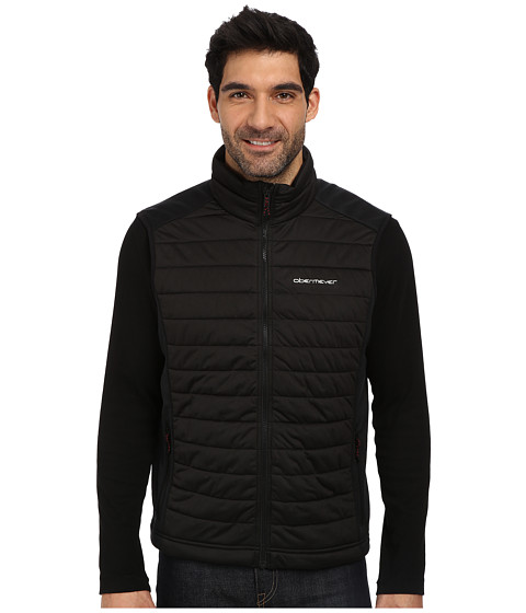 Obermeyer - Explorer Insulator Vest (Black) Men's Vest
