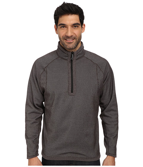 Obermeyer - Revert Fleece Top (Black) Men
