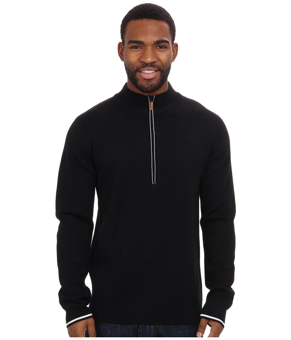 Obermeyer - Matterhorn 1/2 Zip (Black) Men