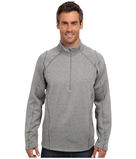 Obermeyer - Marathon 150 Dri-Core Top (Frost) Men's Sweatshirt