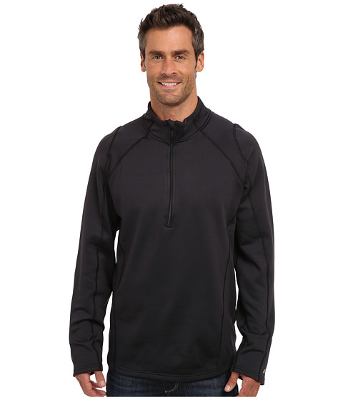 Obermeyer - Marathon 150 Dri-Core Top (Black) Men