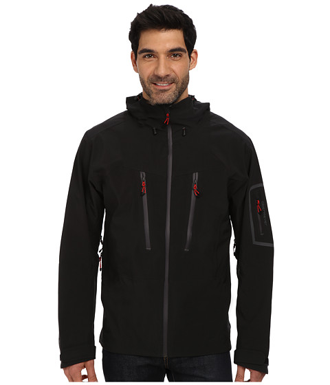 Obermeyer - Capitol Shell (Black) Men