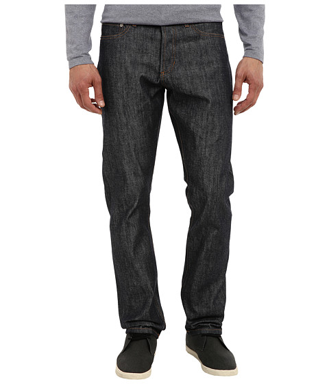 Obey - Standard Selvedge Denim Pant (Raw Indigo) Men