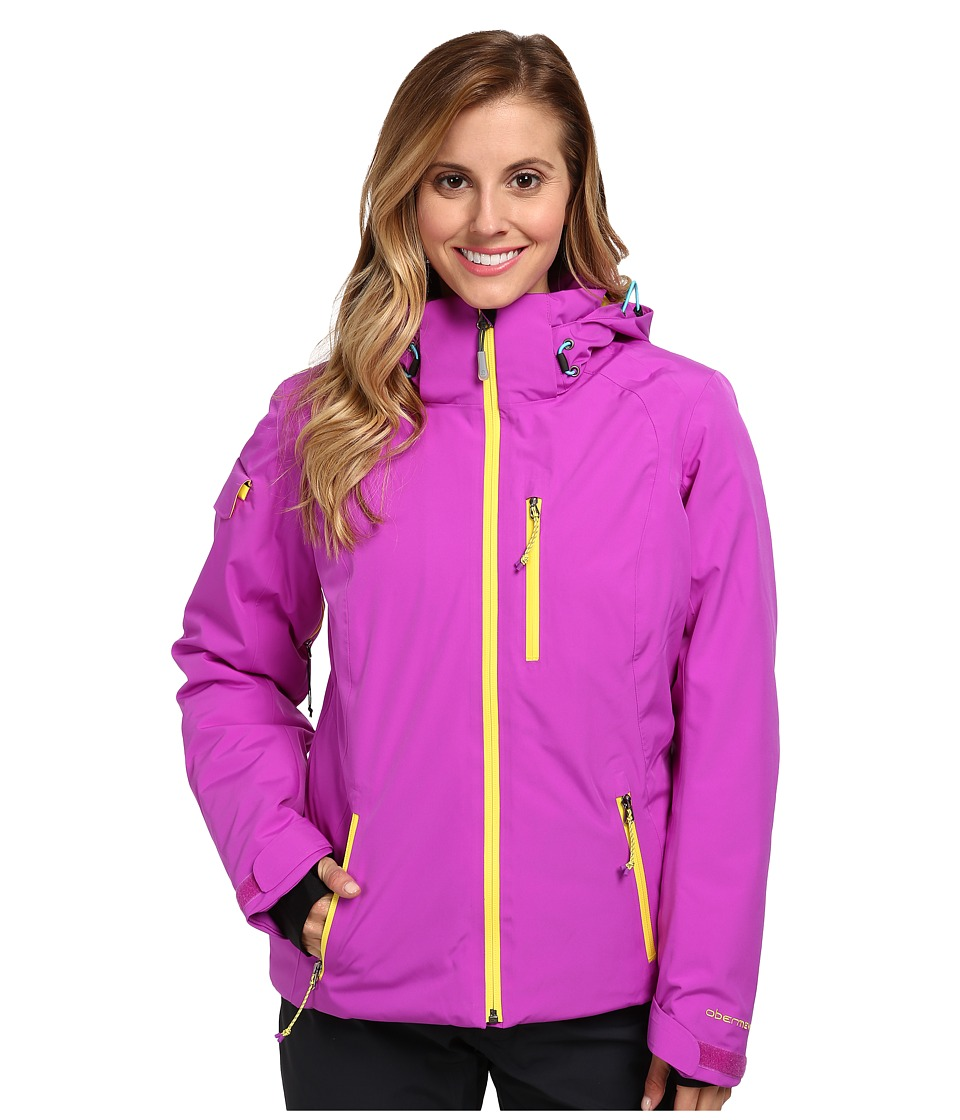 Obermeyer - Cruz Jacket (Viola) Women's Coat