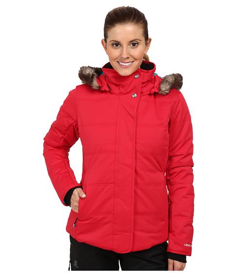 Obermeyer - Tuscany Jacket (Crimson) Women