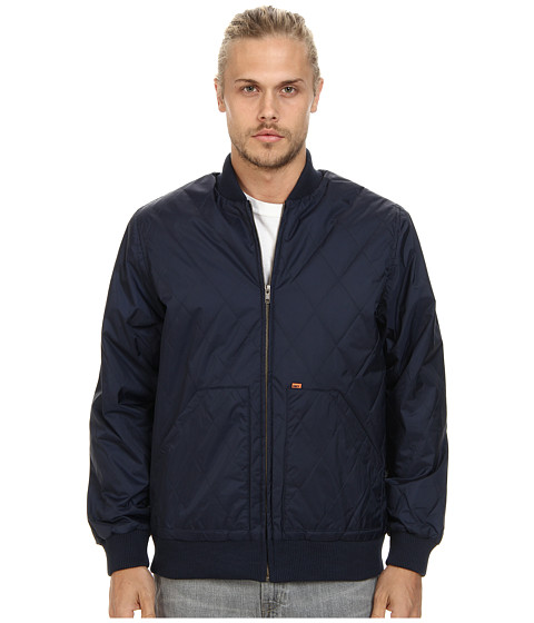 Obey - Avalon Jacket (Navy) Men's Coat