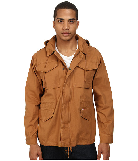 Obey - Iggy Jacket (Bone Brown) Men
