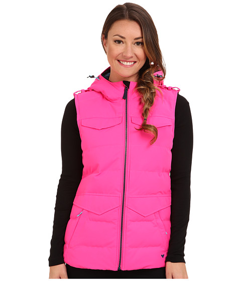 Obermeyer - Dylan Vest (Knockout Pink) Women's Coat