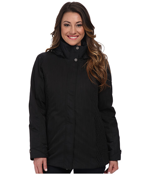 Obermeyer - Lexington Jacket (Black) Women's Coat