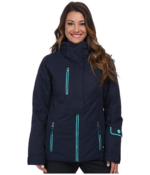 Obermeyer - Squall Jacket (Blue Iris) Women's Jacket