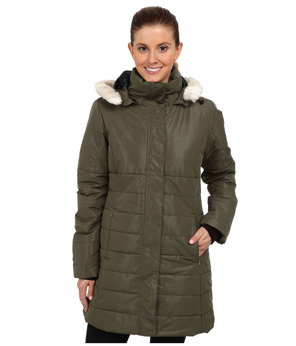 Obermeyer - Penelope Jacket (Stone Green) Women's Coat