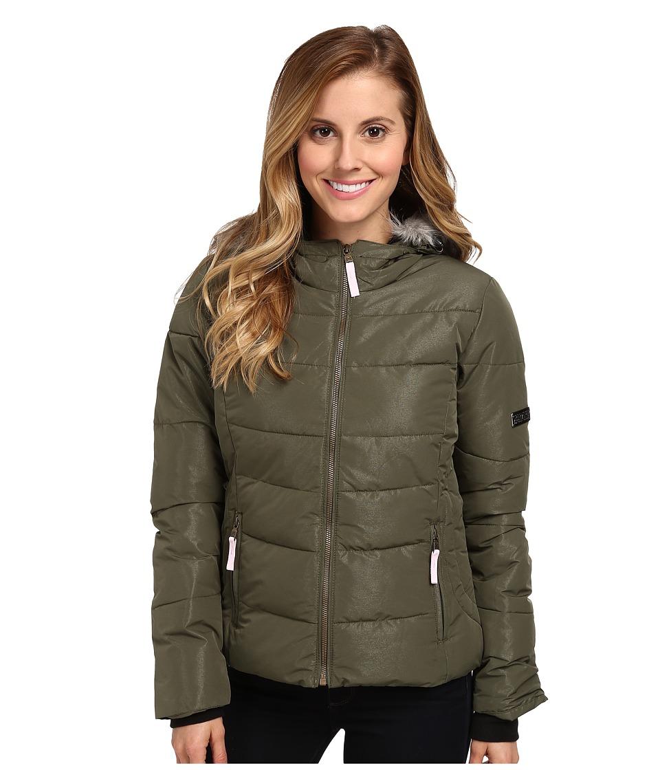 Obermeyer - Bombshell Jacket (Stone Green) Women