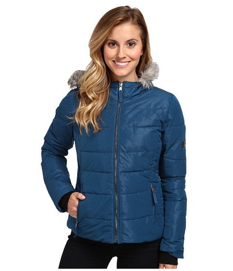 Obermeyer - Bombshell Jacket (Blue Slate) Women's Coat