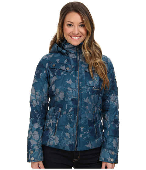 Obermeyer - Leighton Jacket (Mt. Hale Print) Women
