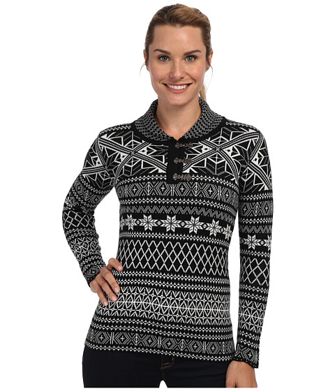 Obermeyer - Cabin Pullover (Black) Women