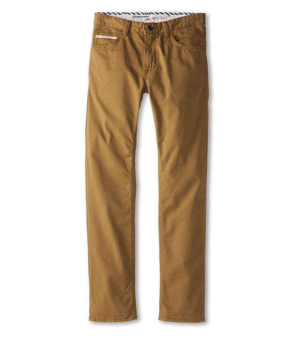 Vans Kids - V56 AV Covina Pant (Big Kids) (Dirt) Boy's Jeans