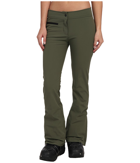 Obermeyer - Bond Softshell Pant (Stone Green) Women's Casual Pants
