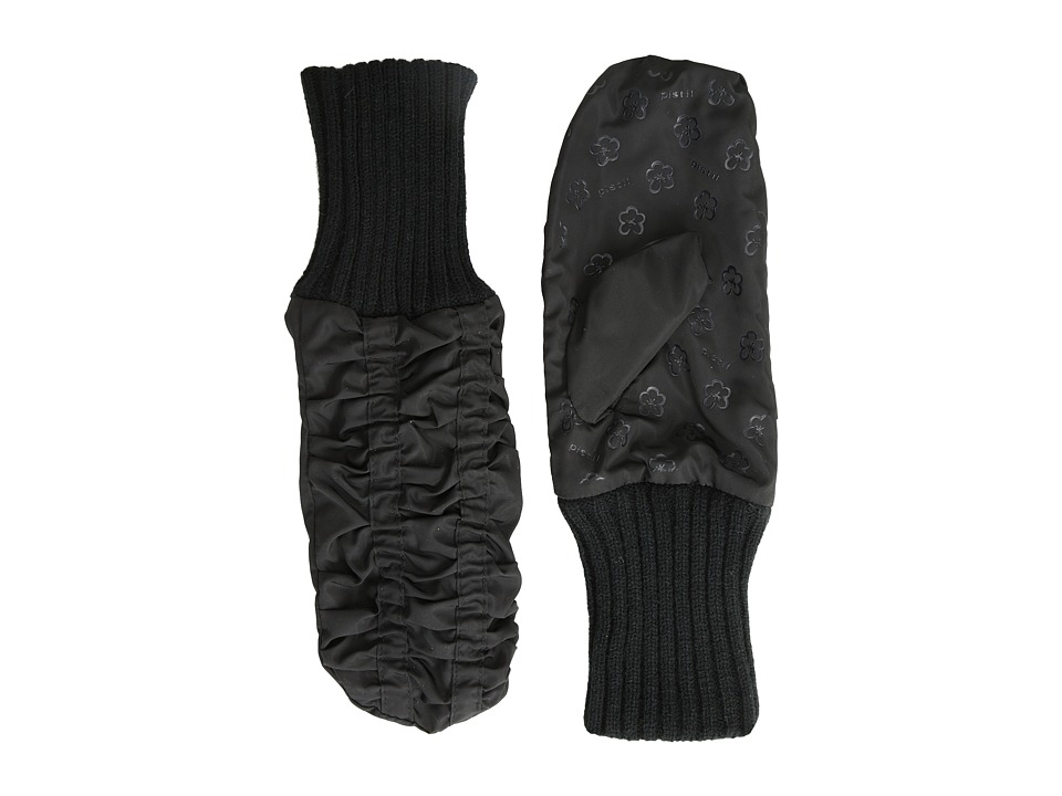 Pistil - Agnes Mitten (Black) Over-Mits Gloves