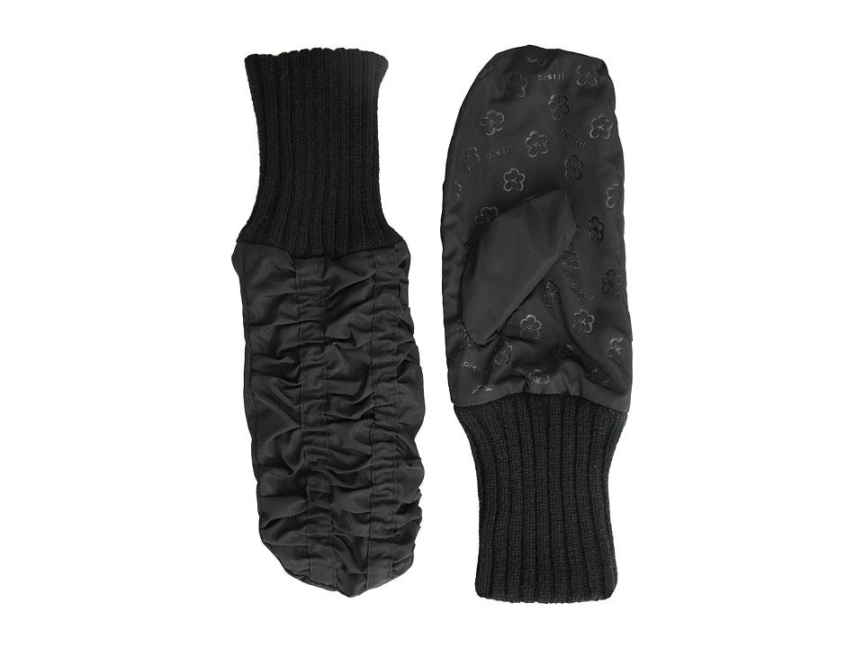 Pistil - Agnes Mitten (Black) Over-Mits Gloves