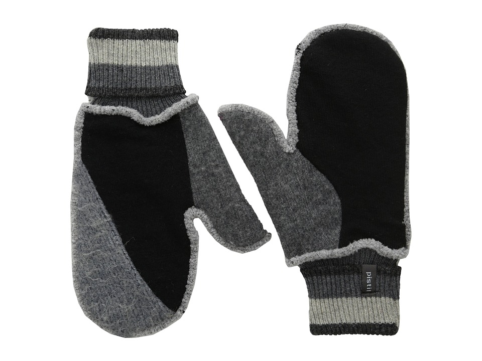 Pistil - Rumor Mitten (Black) Over-Mits Gloves
